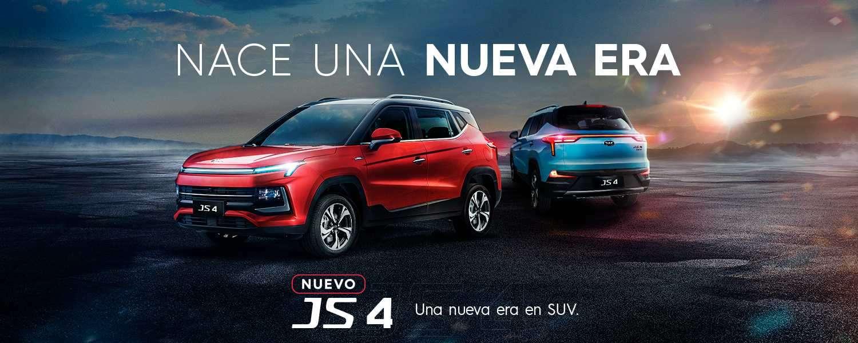 JAC JS4 Una nueva era en SUV