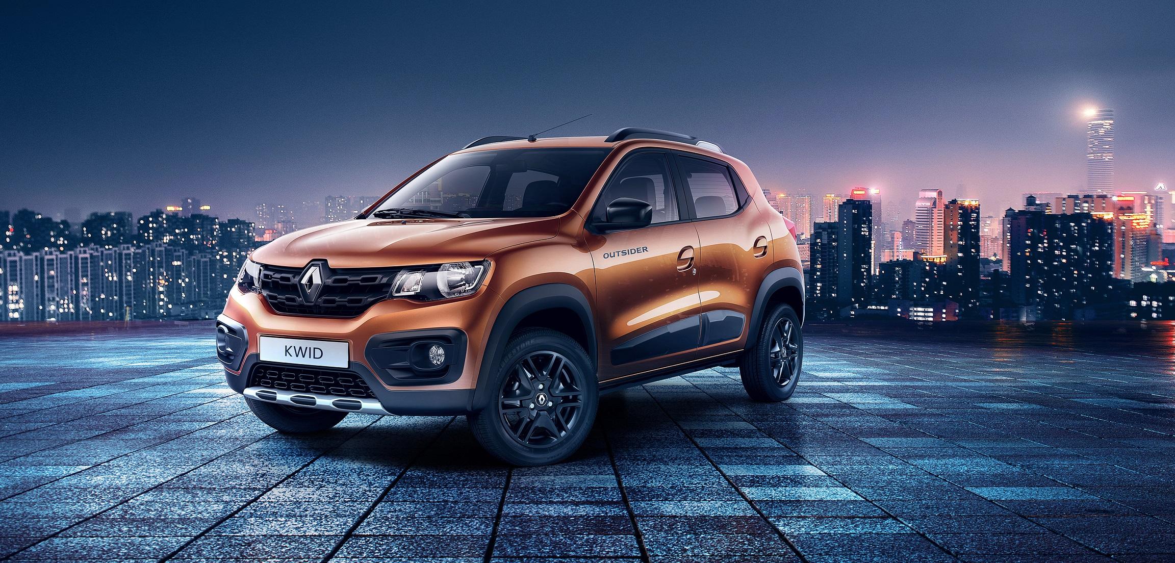 Nuevo KWID, El esperado lanzamiento de Renault ya está en Chile.