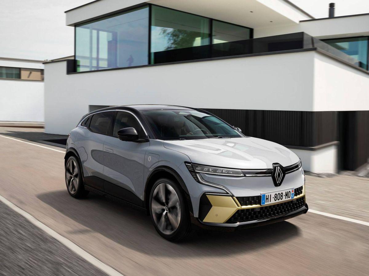 Renault presenta Nuevo Megane E-Tech y sus novedades en Múnich