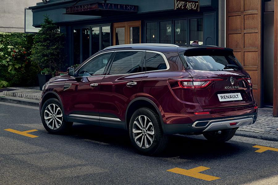 Espectacular renovación del Renault  Koleos, conquístalo todo!
