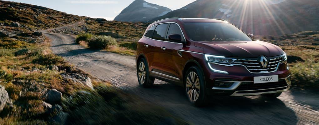 Video Renault, New Koleos