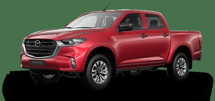 All-New Mazda BT-50