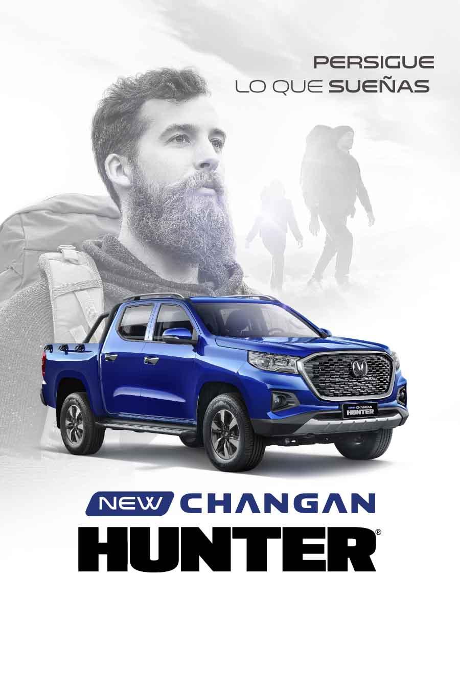 New Hunter