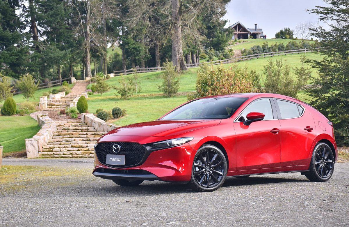 All-New Mazda3 es elegido el Mejor de los Mejores de 2020