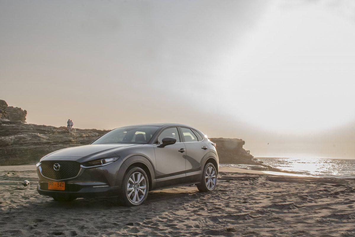 All-New Mazda CX-30: inspirando un nuevo camino
