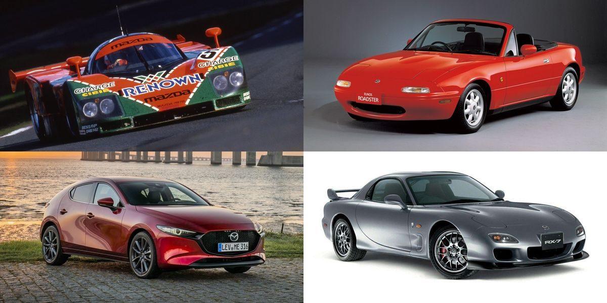 Mazda cumple 100 años haciendo historia