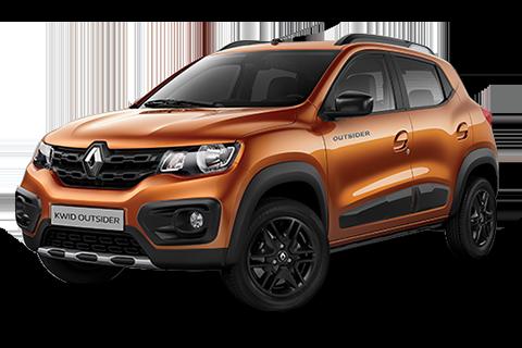 Renault KWID 1.0 HB OUTSIDER 4X2 MT