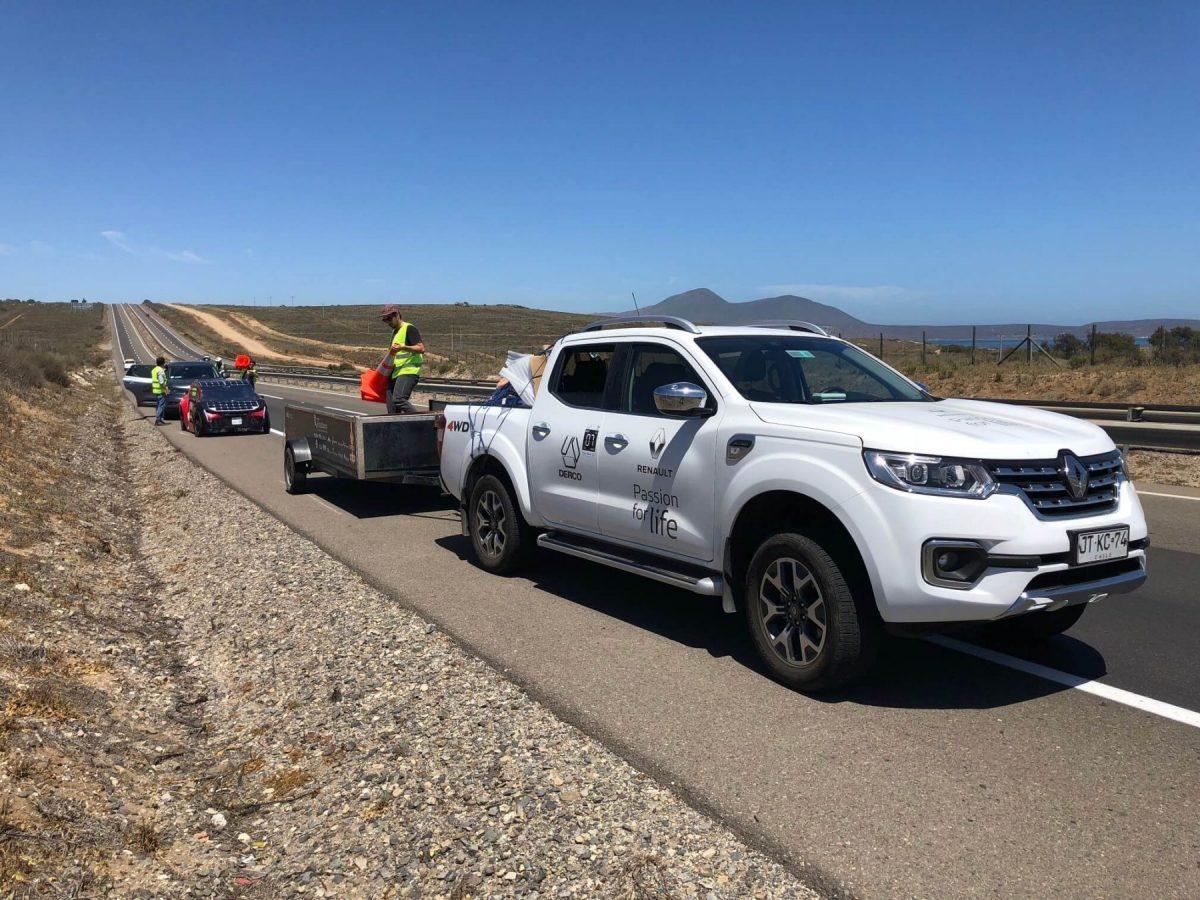 HAALUR gana el desafío extremo de Carrera Solar Atacama 2018