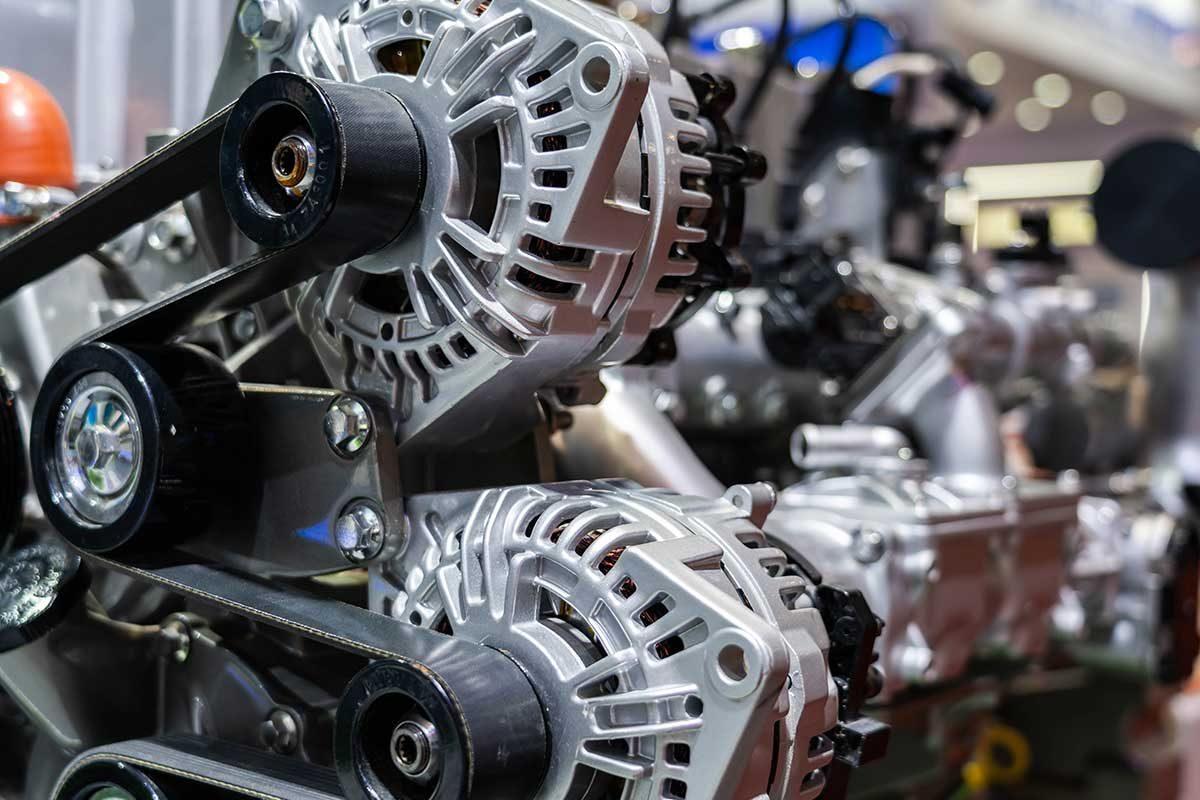 Cómo funcionan los motores eléctricos de los autos