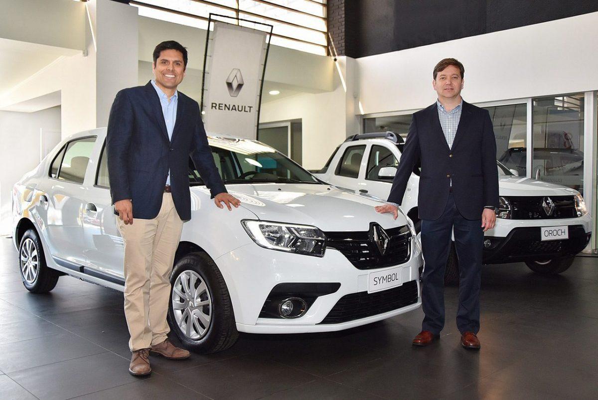 Renault y Gasco se unen para lanzar el único vehículo a Gas Licuado para uso particular en Chile