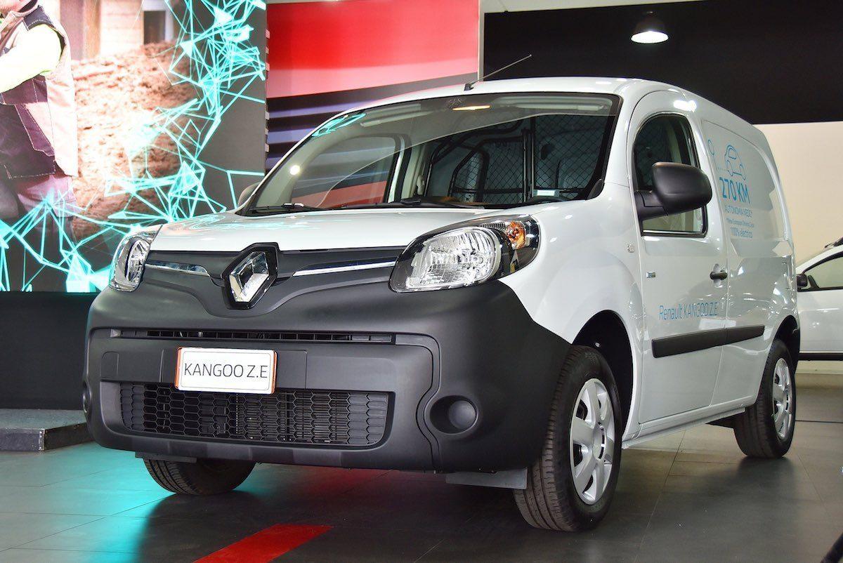 New Renault Kangoo ZE: un gran salto en autonomía