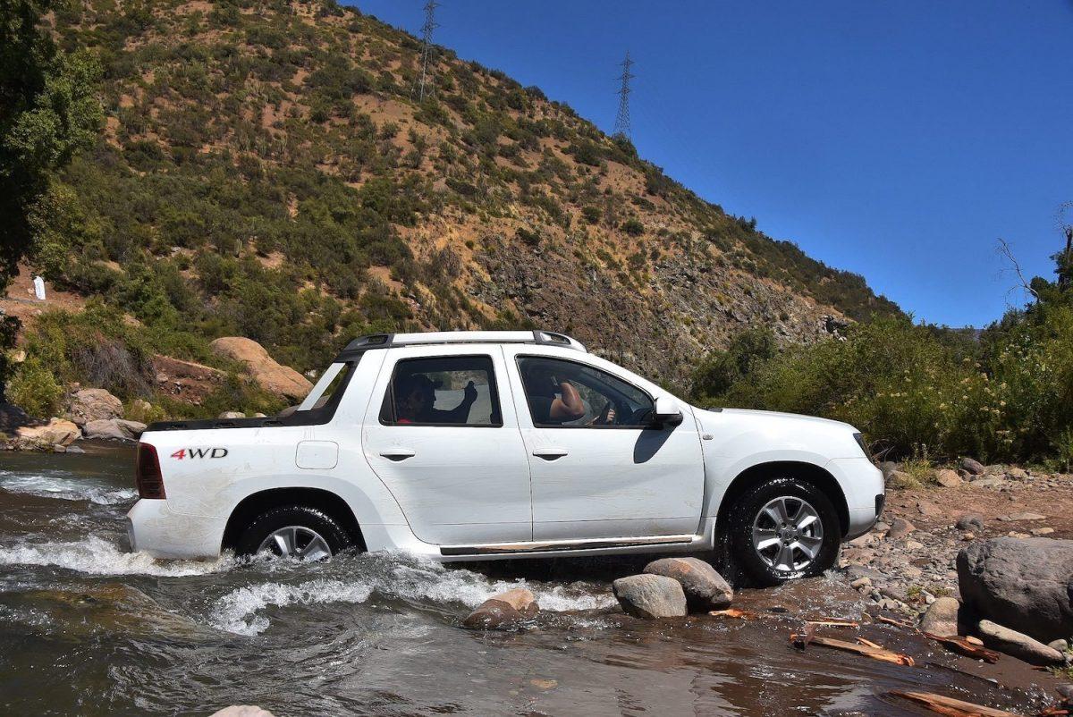 Renault gama 4WD: listos para la aventura
