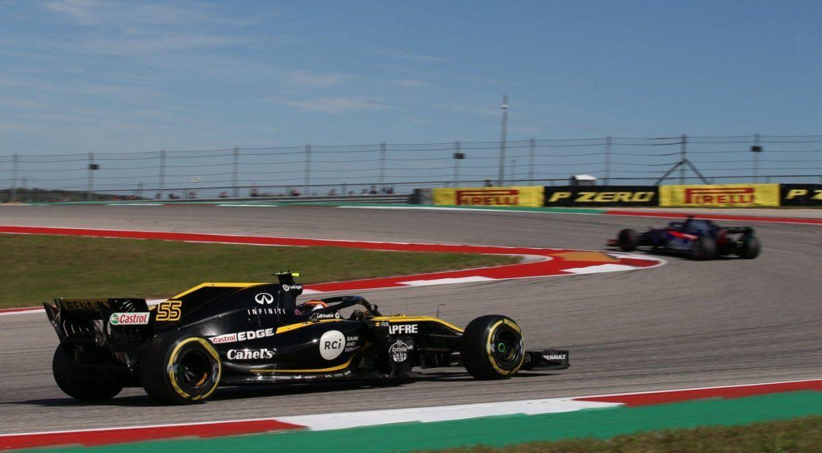 Renault logra su mejor resultado de la temporada