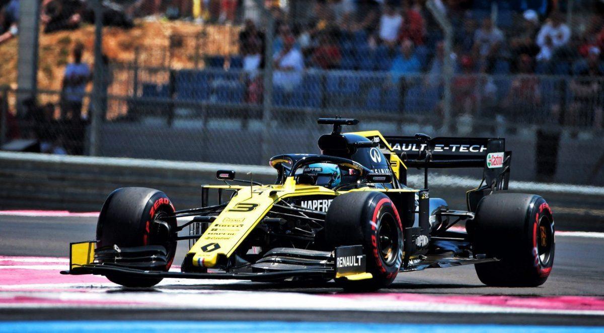 Renault F1 Team un gran espectáculo