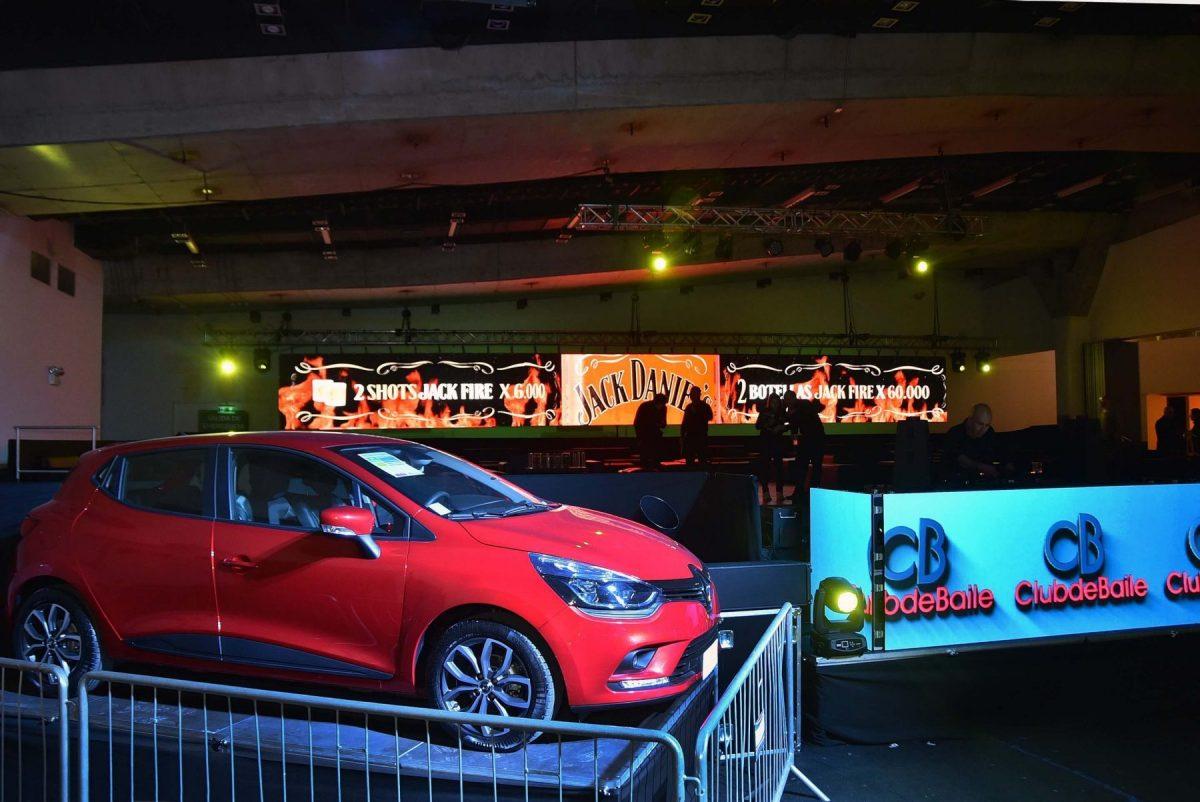 Música, pasión y entretención: Renault en Club de Baile