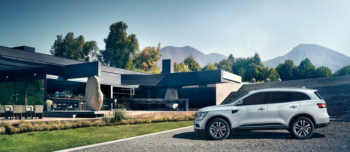 Renault KOLEOS suma versión Privilege 4x2