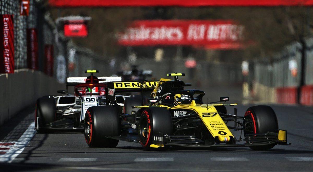Renault F1 Team buscará recuperar su nivel de competitividad