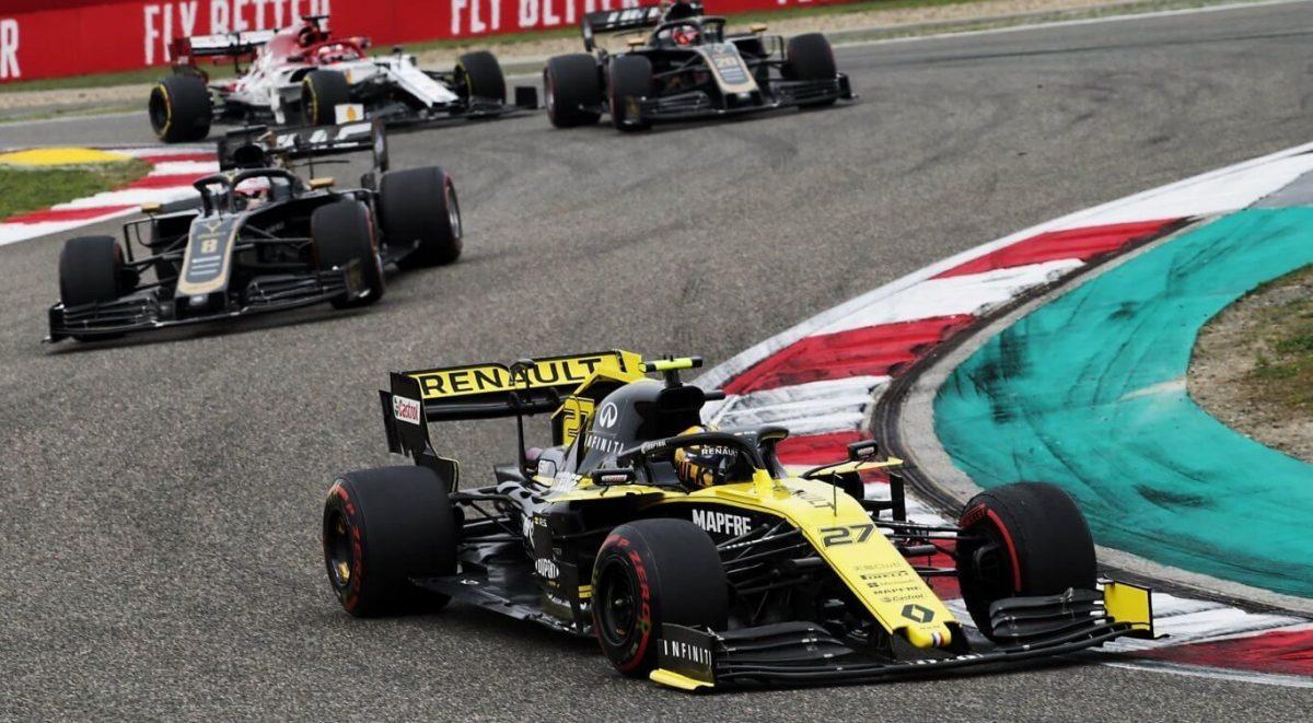 Daniel Ricciardo termina en séptimo lugar en Shanghai