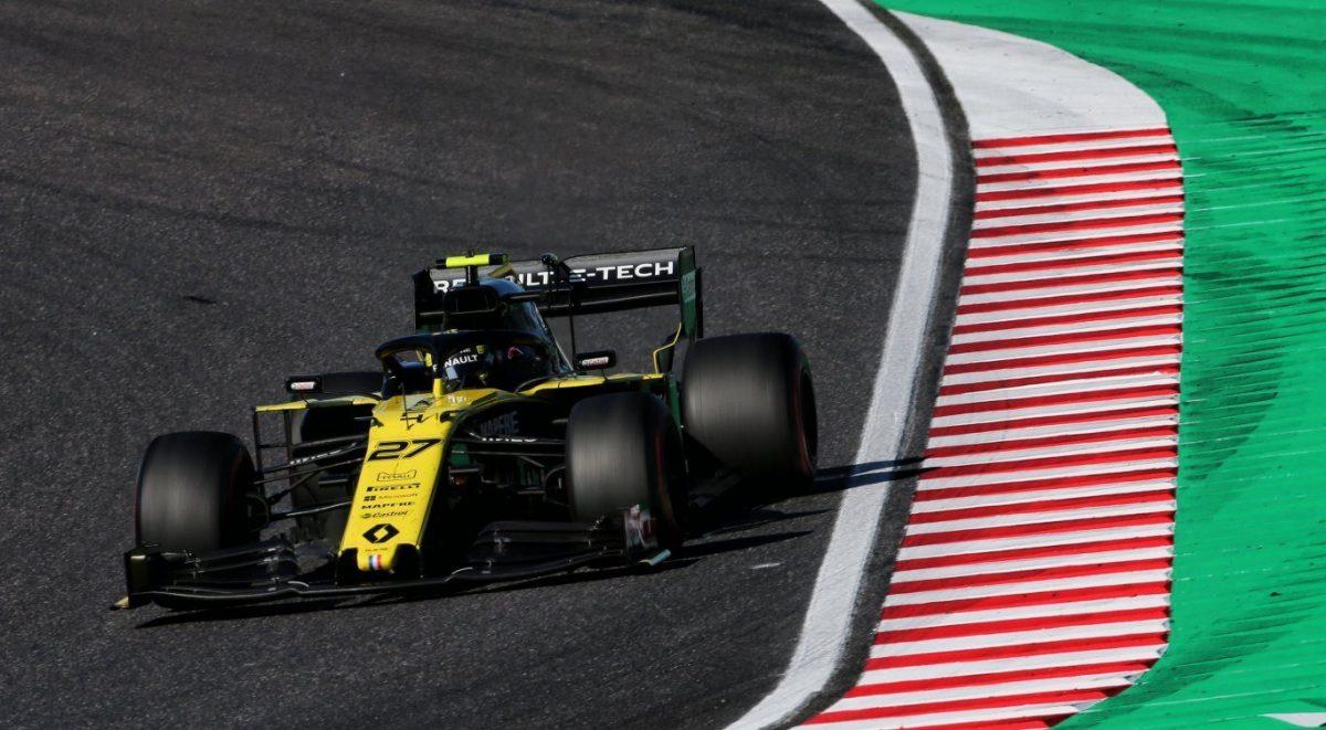 Tras una increíble recuperación Renault F1 Team logra puntos dobles