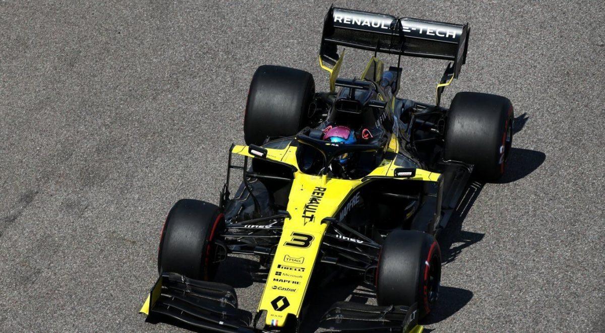 Renault F1 Team suma gracias a Nico Hülkenberg
